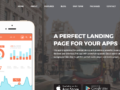 Landing Page WordPress Theme for Marketing